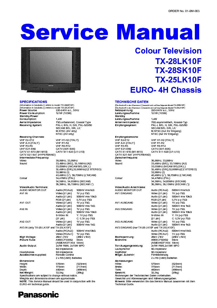 panasonic th l24c20d service manual download schematics eeprom rh elektrotanya com