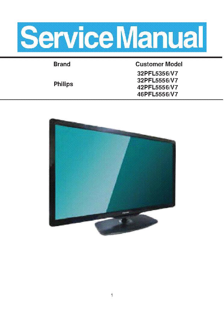 PHILIPS 17PF8946-37-LC-4 1 Service Manual download, schematics