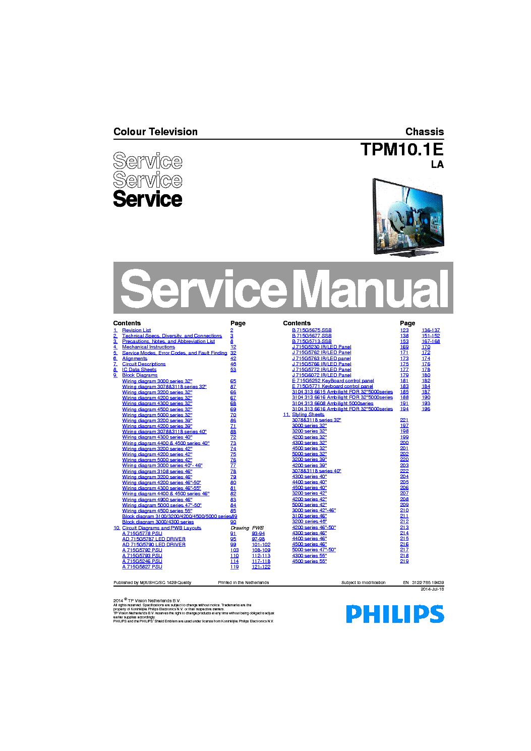 28pt схема philips