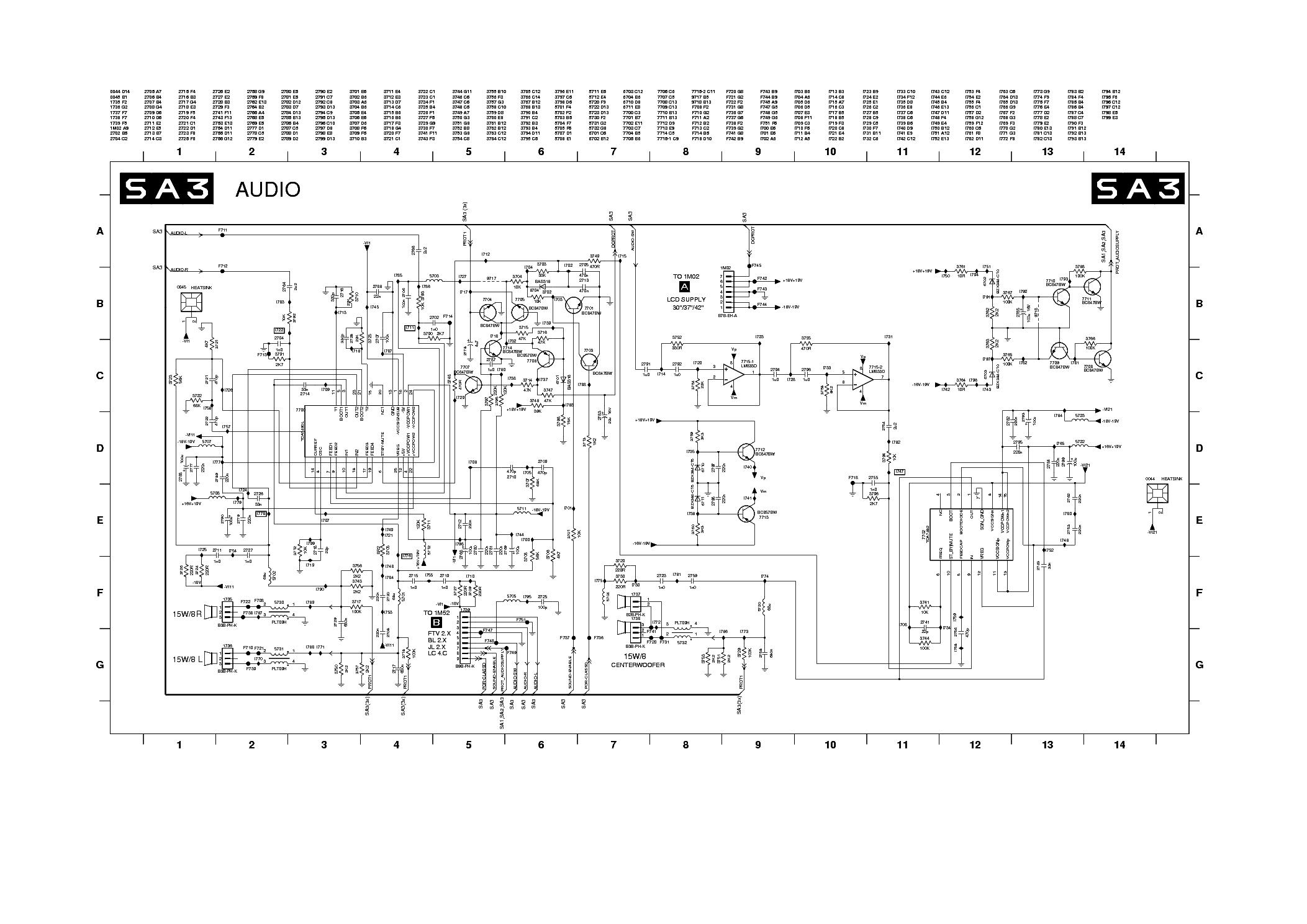 Philips 21 Tv Diagram Trusted Wiring Index 238 Control Circuit Seekiccom 42pf5421 10 Sch Service Manual Download Schematics Magnavox