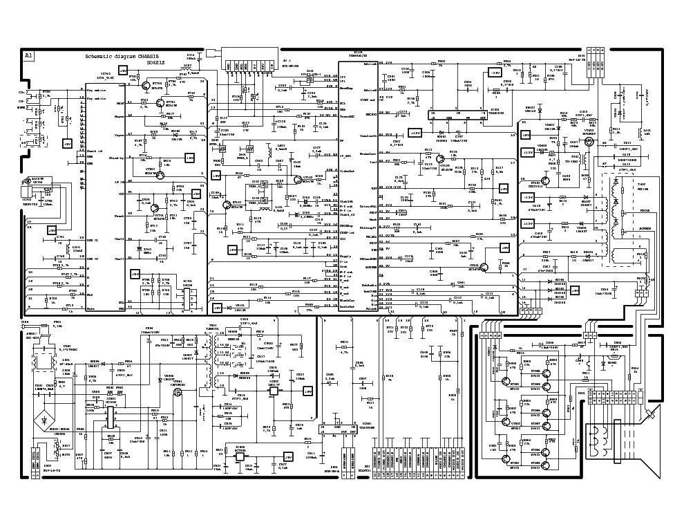 POLAR T08-29K-S SCH Service Manual download, schematics