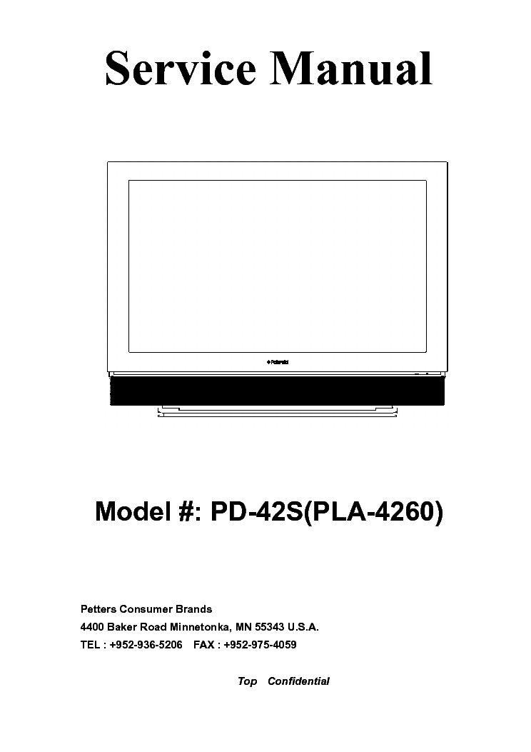 Pdf manual for polaroid tv fxm-1511c.