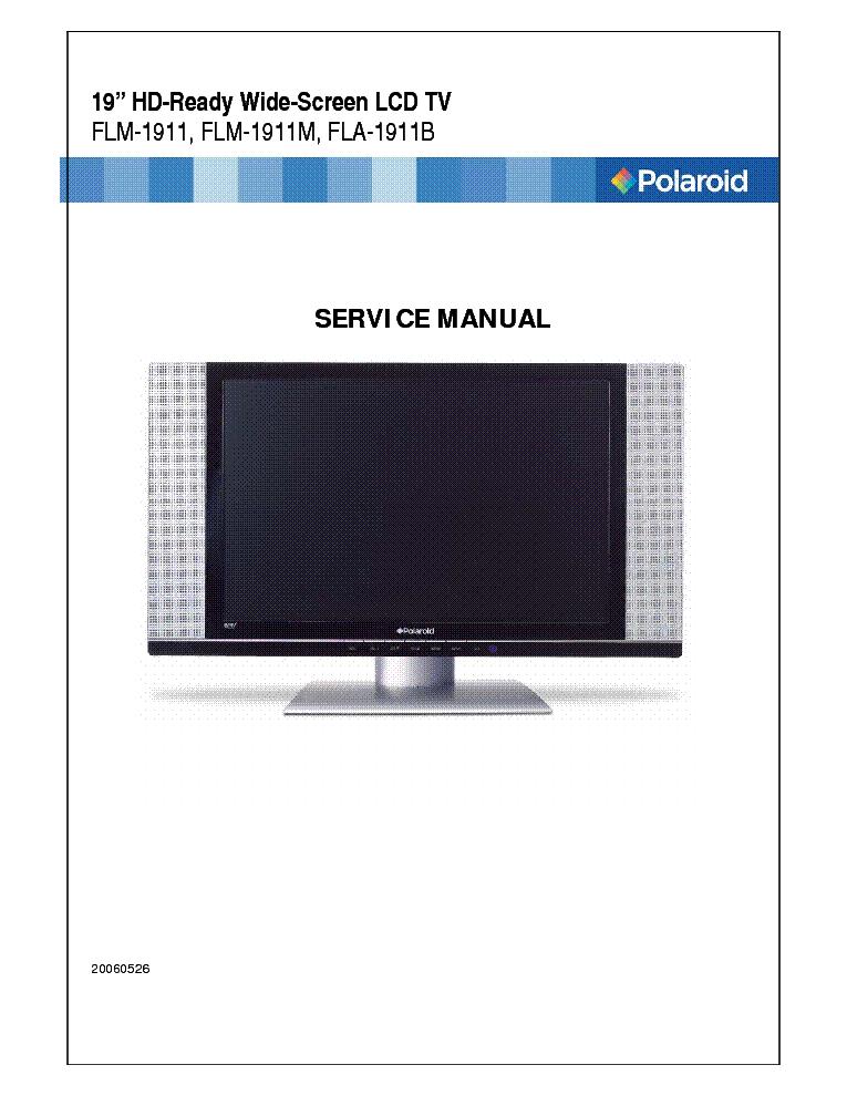 polaroid flm 4034b flm 4232hm flm 4234bh lcd tv service FLM BLM Parody FLM Loans