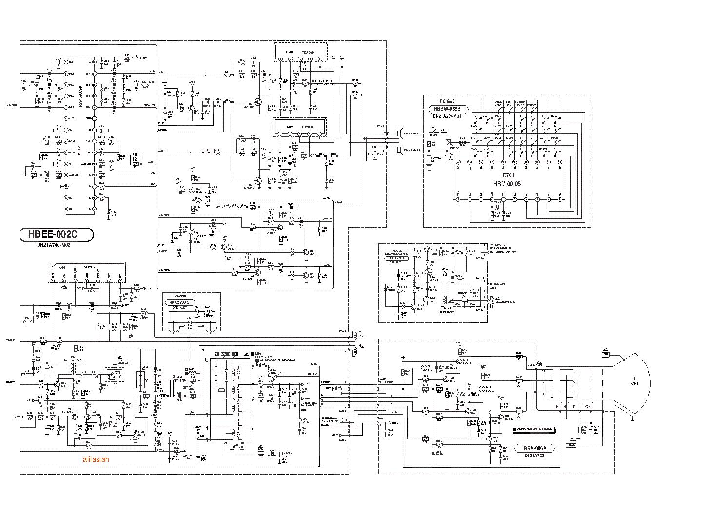 Polytron T29n12vul Bt1 Sd11a328 Hbt 01 01 Sch Service Manual Download  Schematics  Eeprom