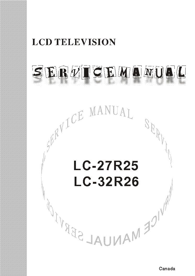prima lc 27r25 lcd tv sm service manual download schematics eeprom rh elektrotanya com prima led tv manual prima tv manual troubleshooting
