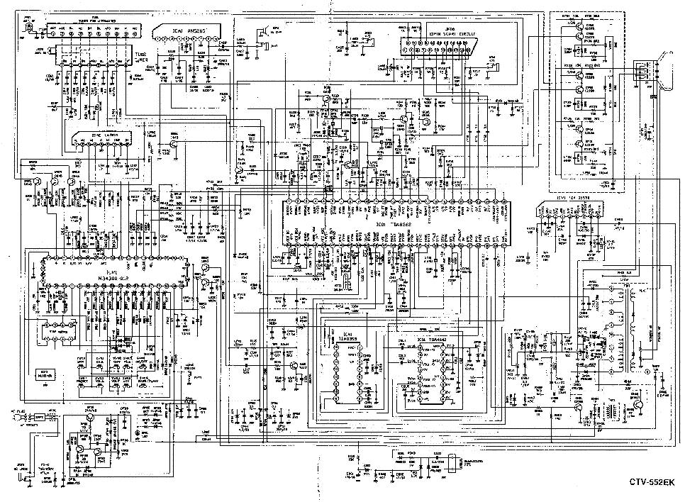 Roadstar ctv 552 схема - Нужна
