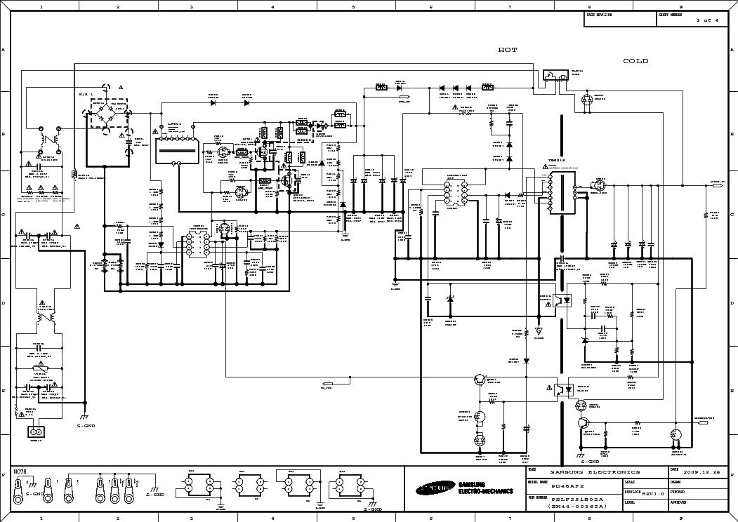 samsung_bn44 00362a_lcd_tv_power_supply.pdf_1 samsung tv wiring diagram dvd to tv hookup diagrams \u2022 wiring samsung washing machine wiring diagram pdf at fashall.co