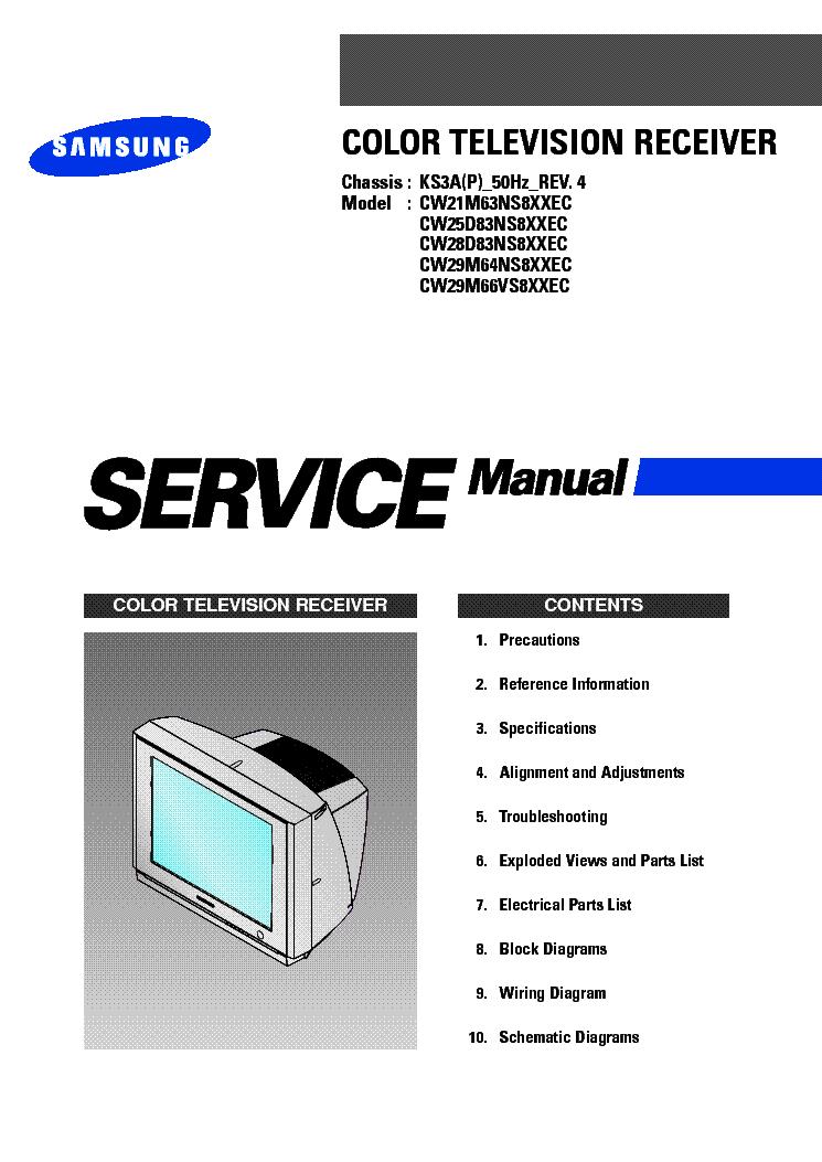 samsung cw29z404ntxxec ks7c p timecop service manual downloadsamsung ch ks3ap cw21m63ns8xxec