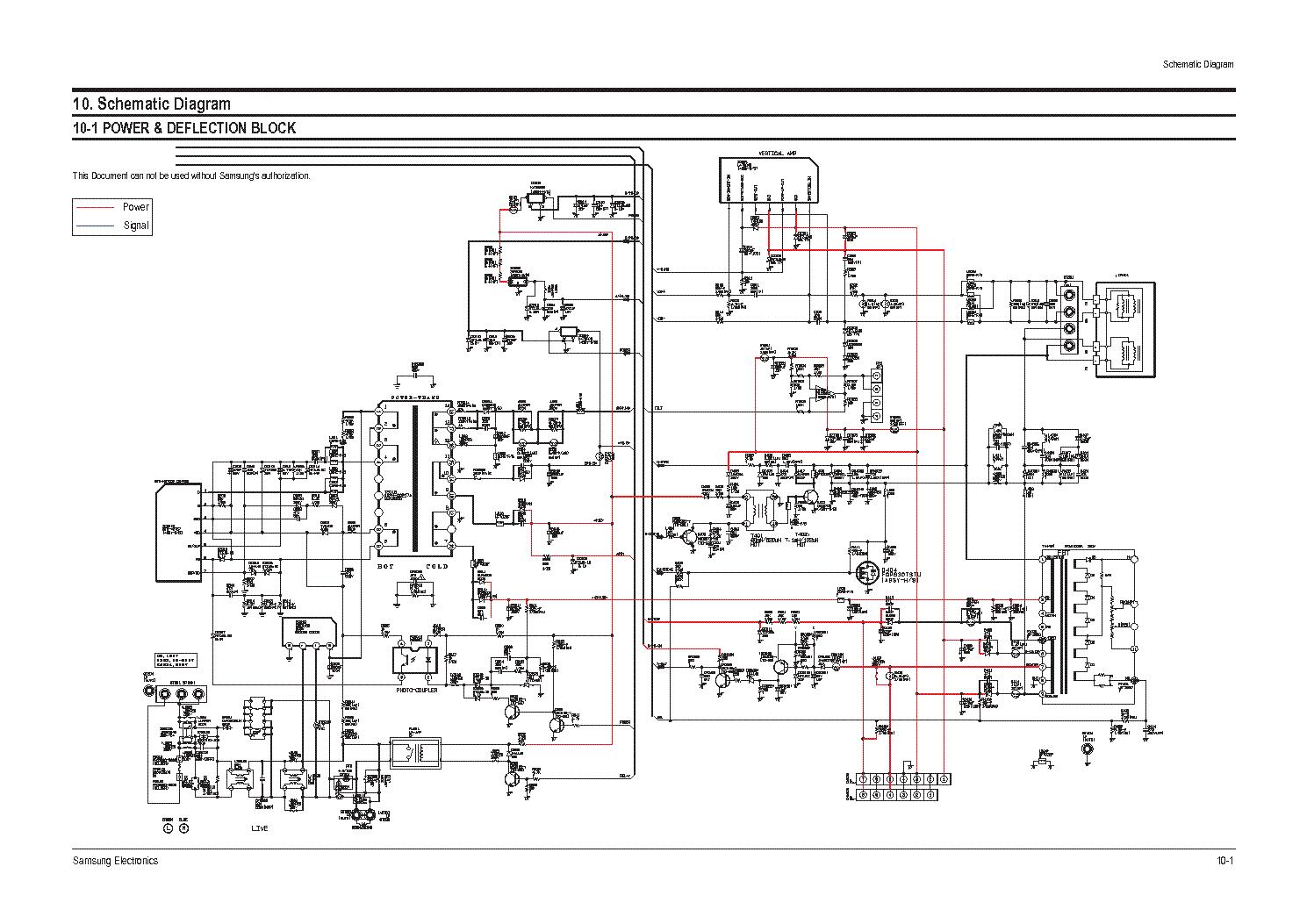 samsung_chis-s16a_schematic.pdf_1 Samsung Schematic Diagram on