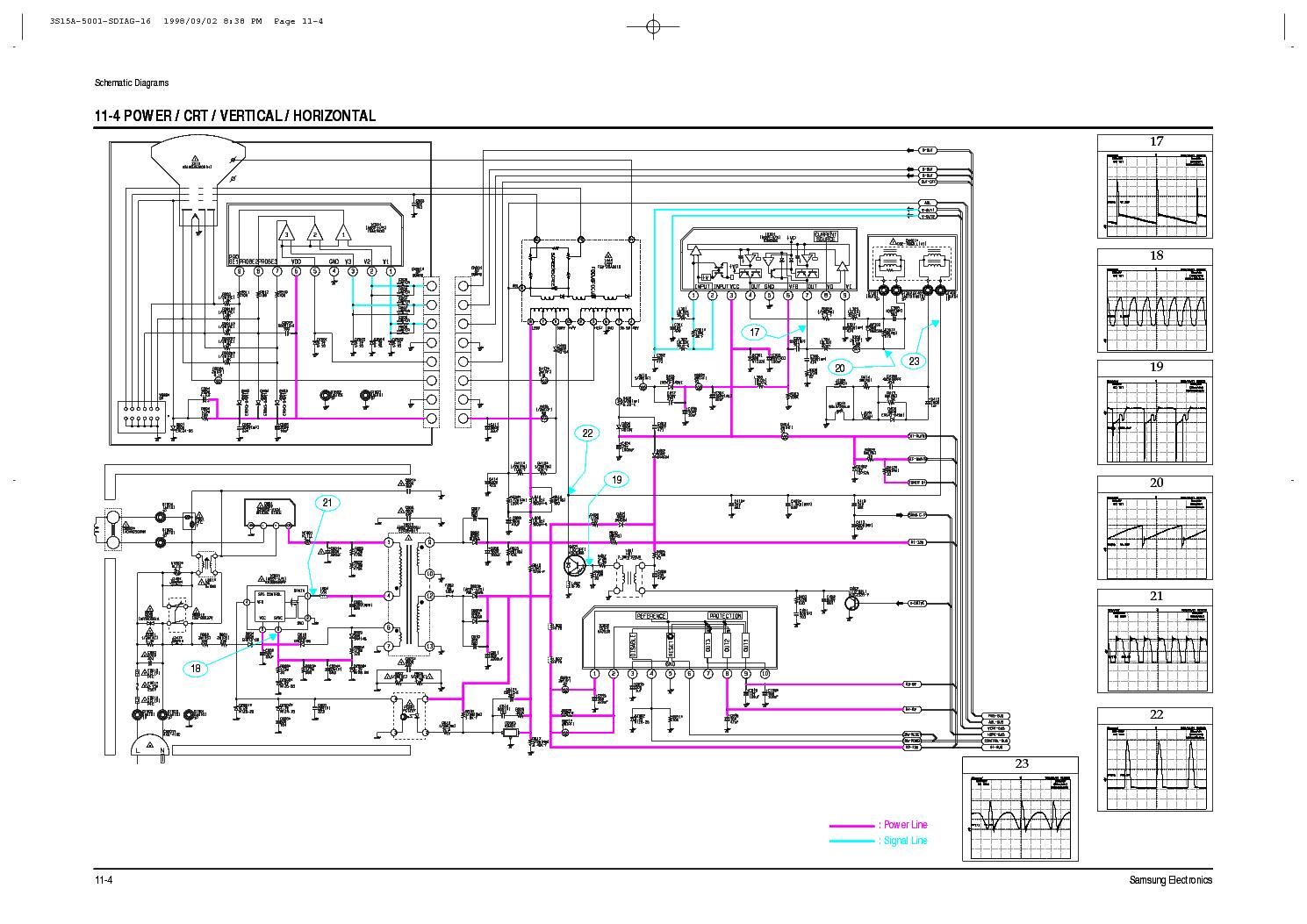 Электрическая принципиальная схема телевизора горизонт 51ctv.  Схемы в технико-химическом контроле молочной...
