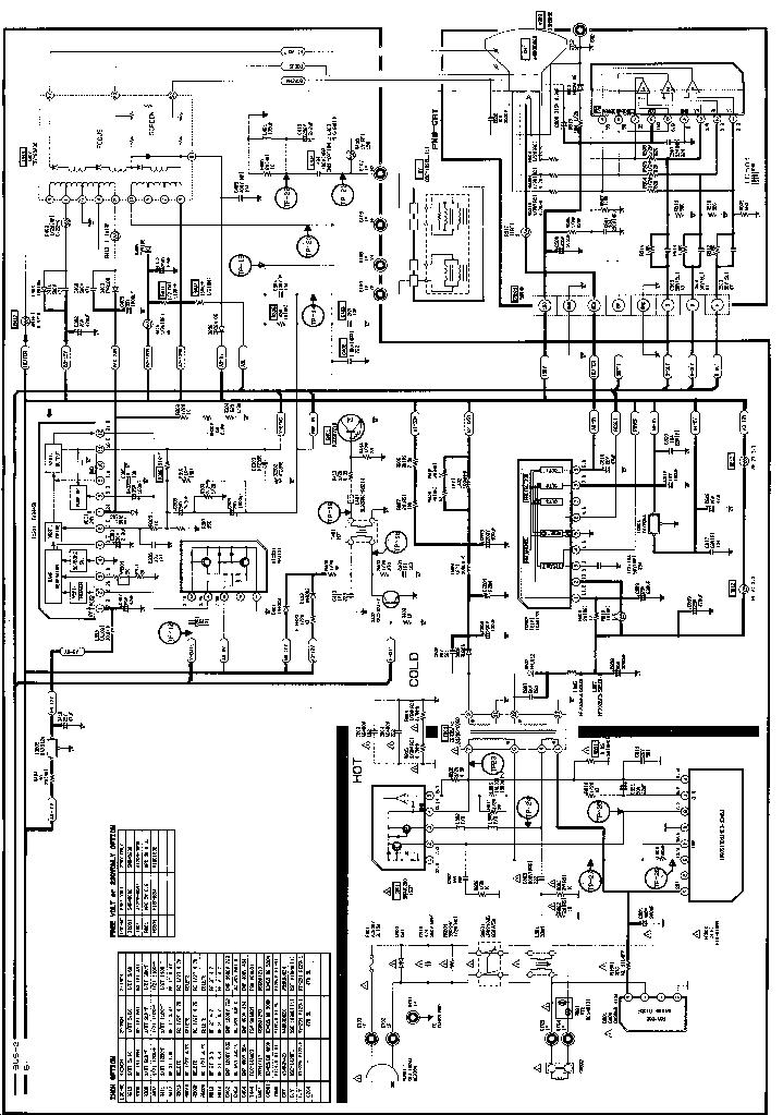 samsung ck5085 tv service manual download  schematics