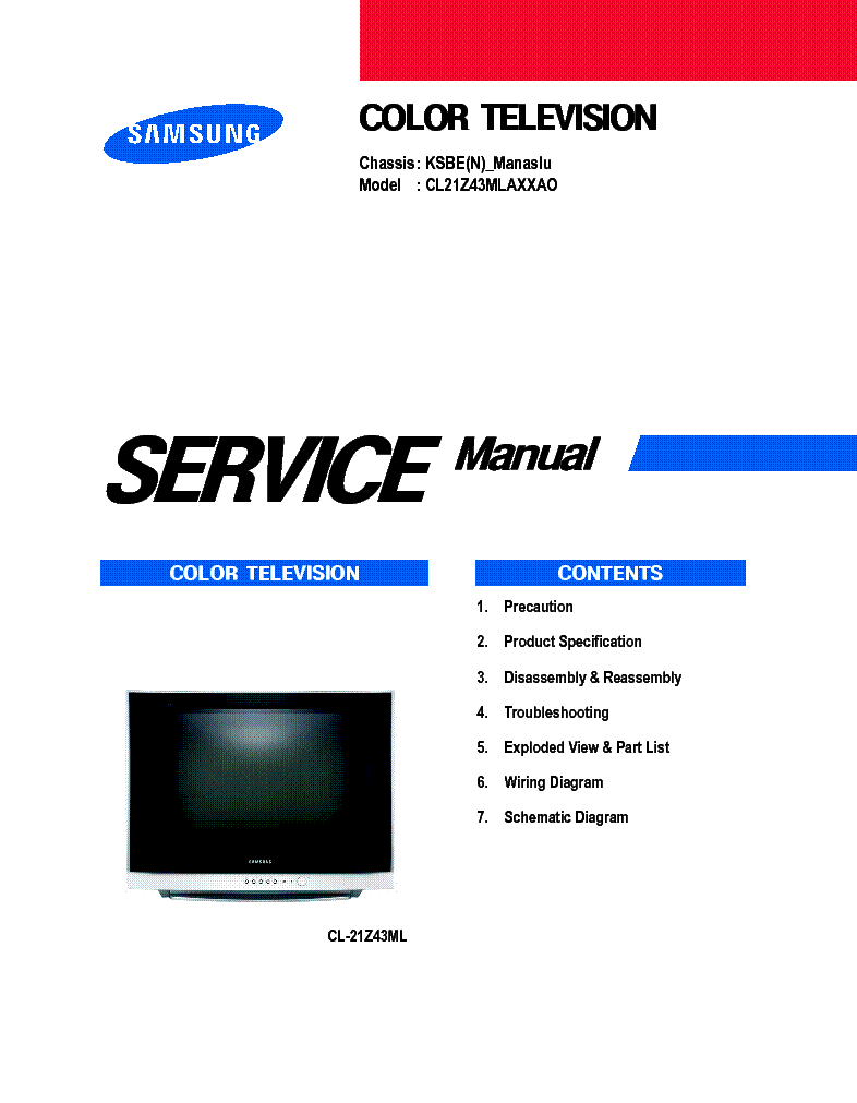 samsung cb346 512 528zse ch p54s service manual download schematics rh elektrotanya com Samsung Owner's Manual Samsung Washer Parts Manual
