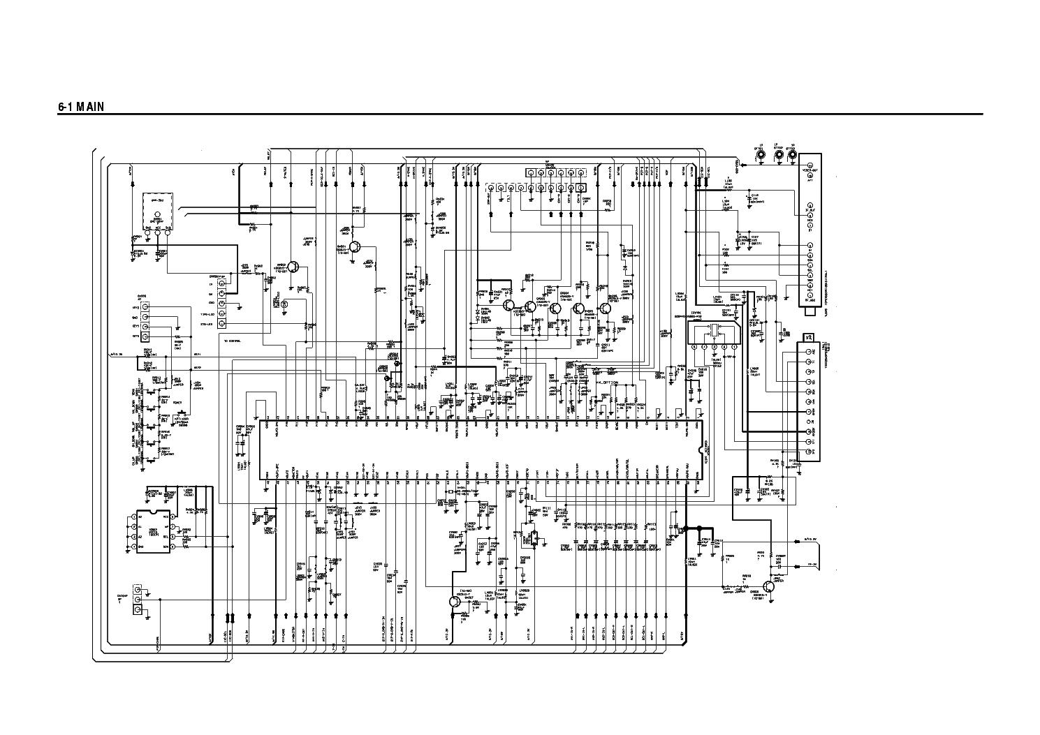 Samsung шасси s16a схема