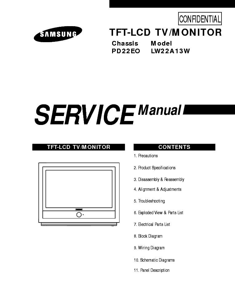 Samsung Tvp 5070 Инструкция - фото 7