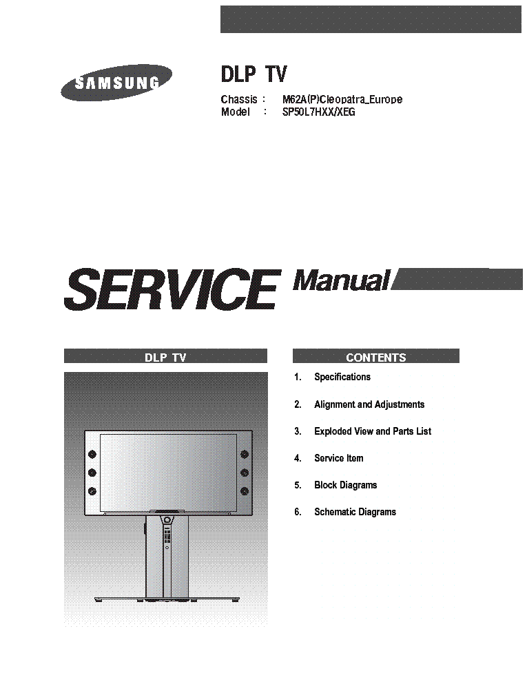 Ln32d403e2d service manual free