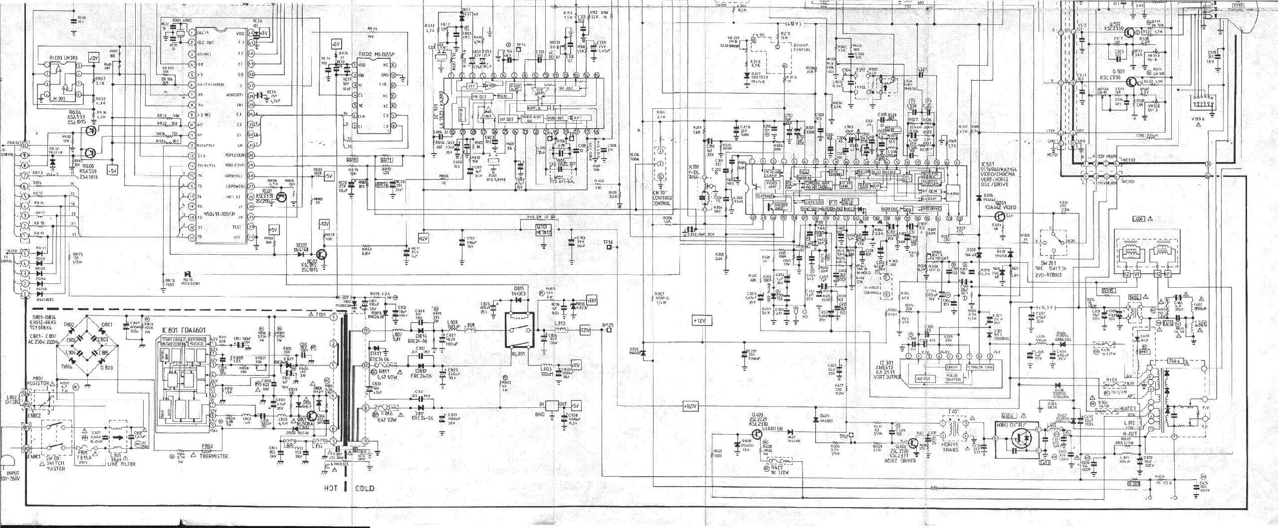 Samsung P54 Service Manual Download  Schematics  Eeprom