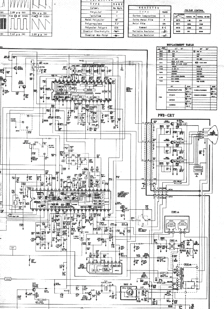 Схема samsung 5342atbr