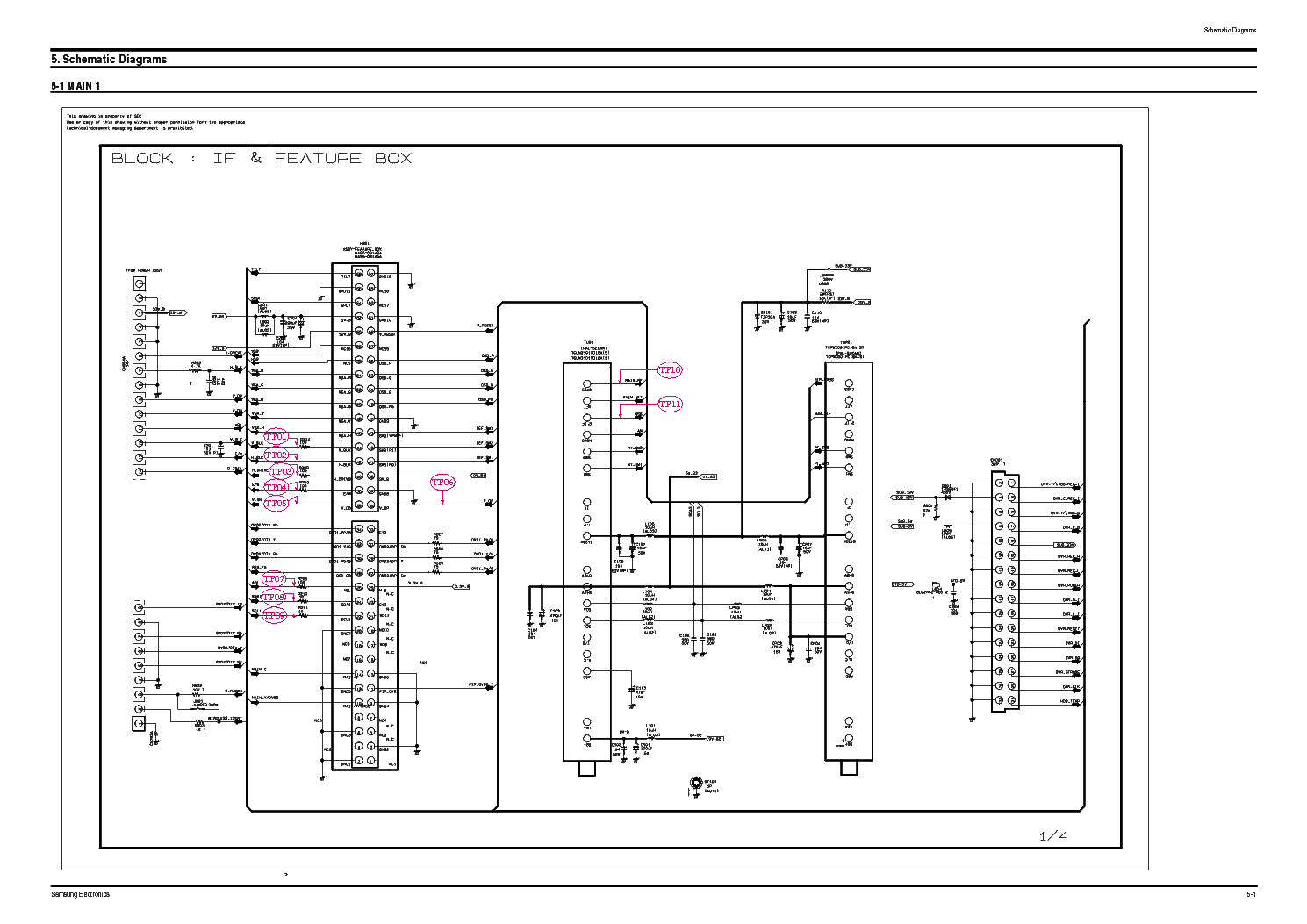 Samsung Un32c5000qf Un37c5000qf Un40c5000qf Un46c5000qf Un32c5000qr Crt Wiring Diagram Ws32z108rt