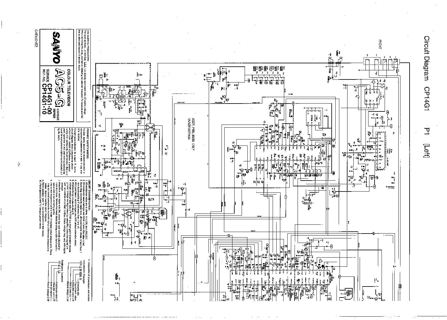 sanyo ac wiring diagram