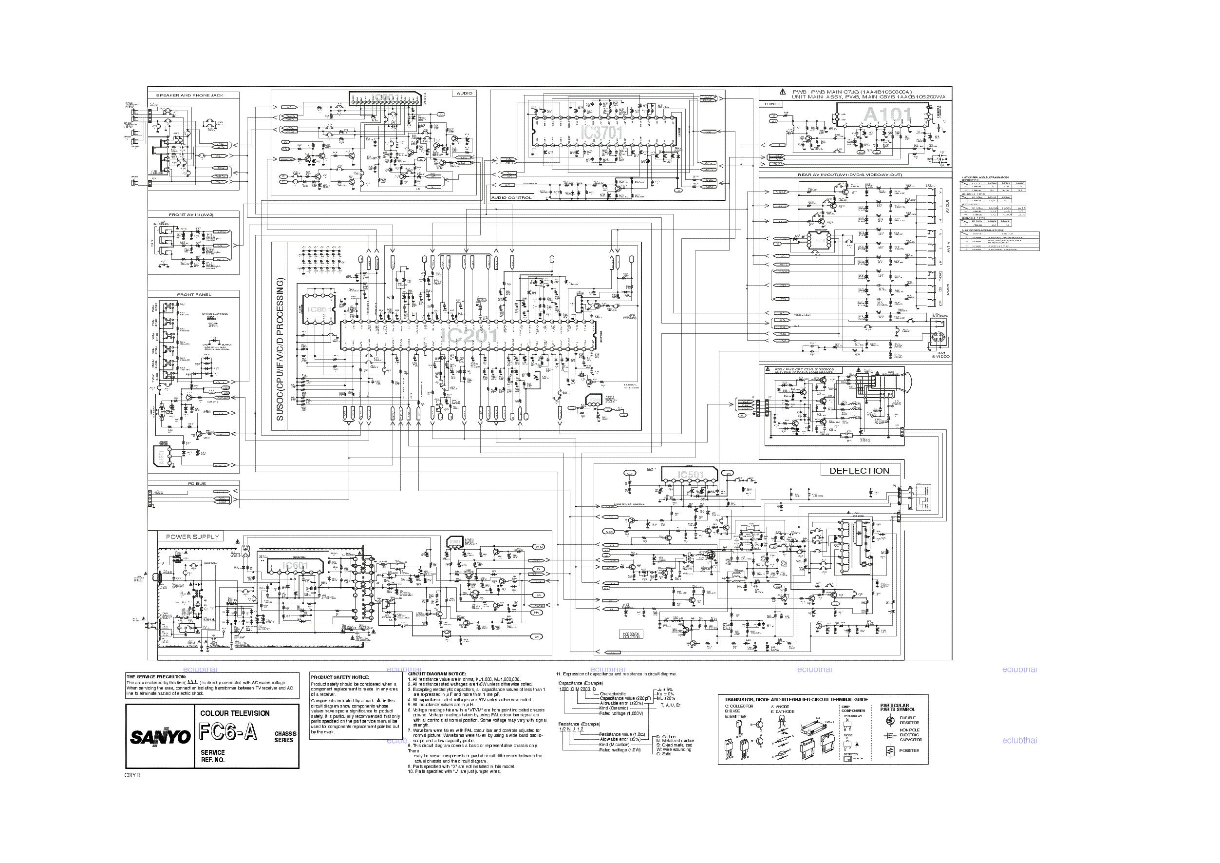 11684 sanyo tv wiring diagram digital resources lcd tv wiring diagram sanyo tv wiring diagram #8