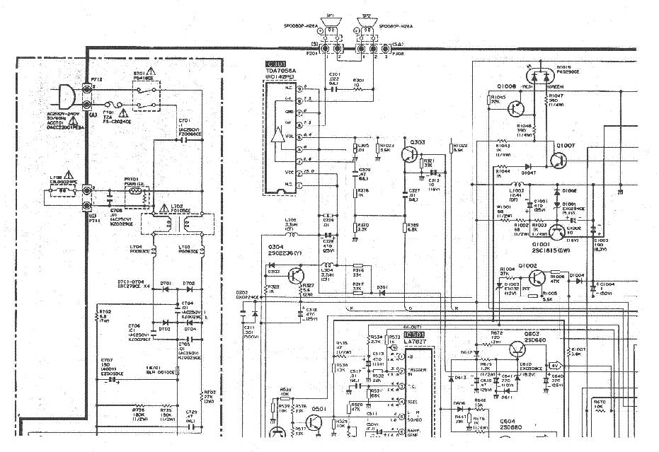SHARP 20B CV-2132CK1 SCH