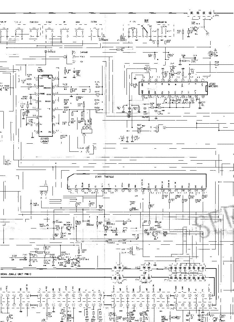 Dccoupledoutput Amplifiercircuit Circuit Diagram Seekiccom
