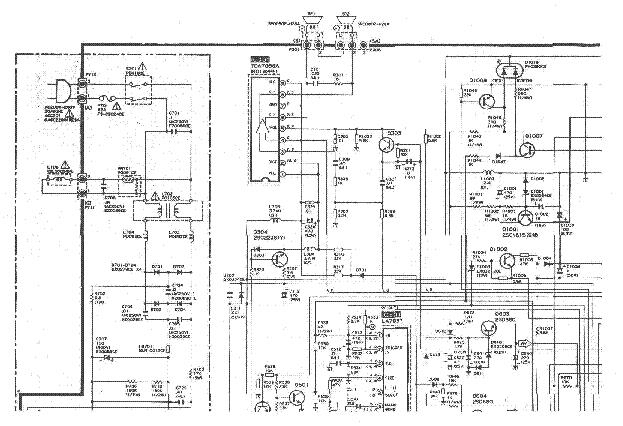 Мануал на устройство SHARP 21DCK1.  3.5 МБ.