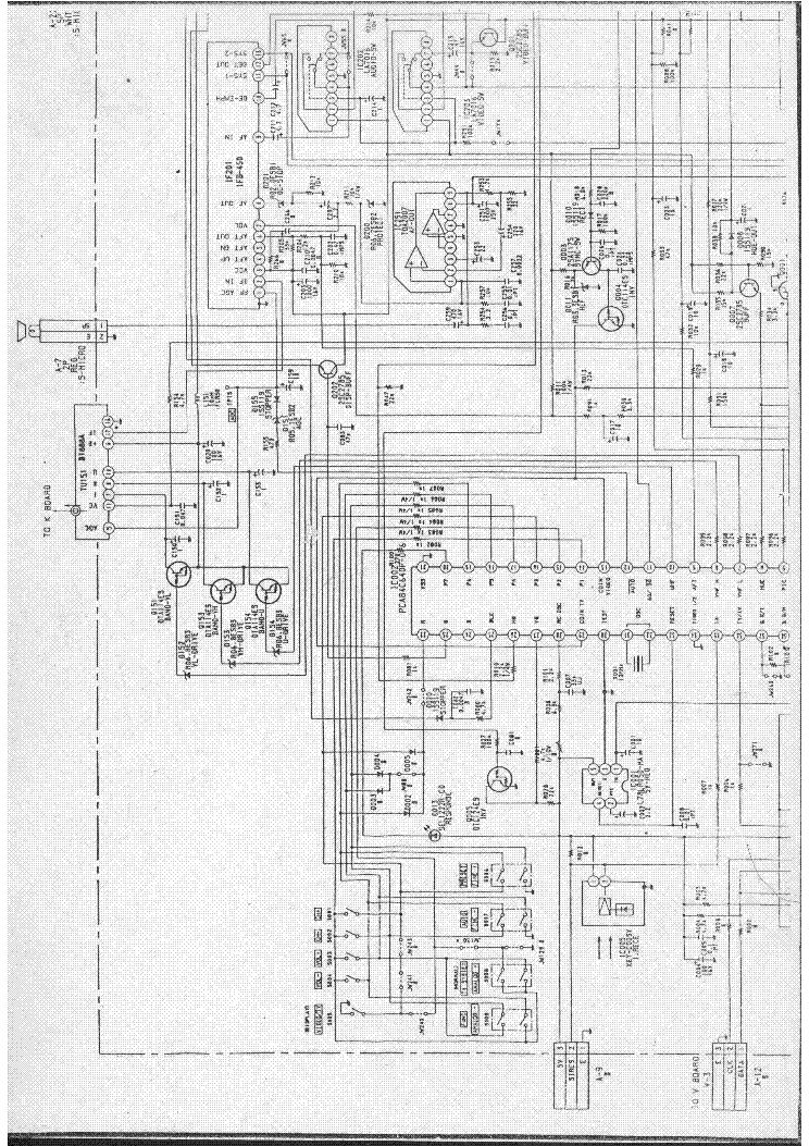SONY KV-1484AN service manual