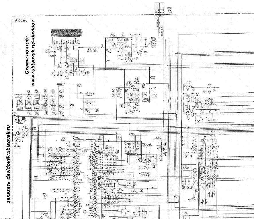 SONY KV-G21M1 KV-G21Q1 SCH