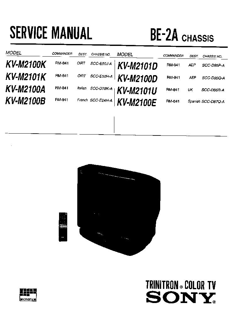 Настроечная Программа Монитора