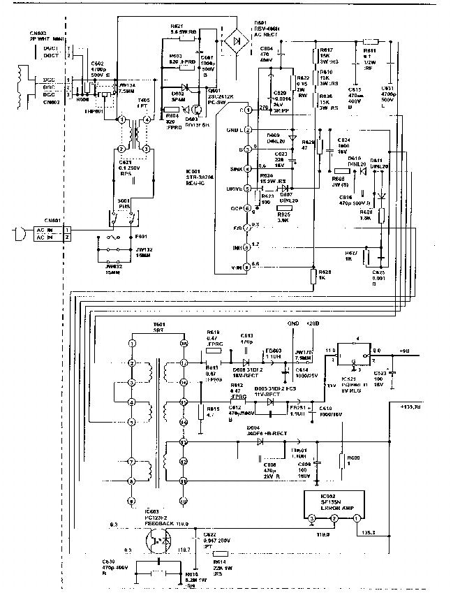 sony kv29x5r tv d service manual download  schematics