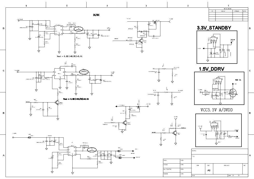 TCL 40-MT31BP-MAA2LG MAINBOARD SCH Service Manual download