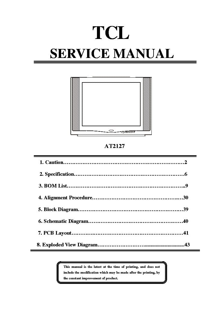 tcl at2127 crt tv sm service manual download schematics eeprom rh elektrotanya com crt monitor schematic diagram crt tv samsung schematic diagram