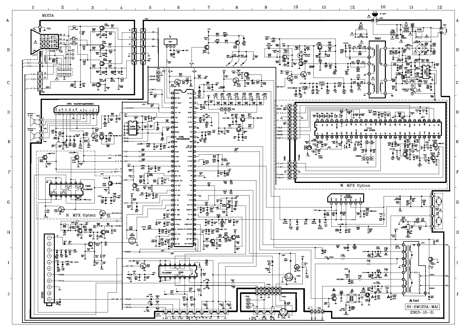 Singer tv circuit diagram diy wiring diagrams singer tv service manual how to and user guide instructions u2022 rh taxibermuda co singer tv schematic diagram radio receiver circuit diagram cheapraybanclubmaster Images