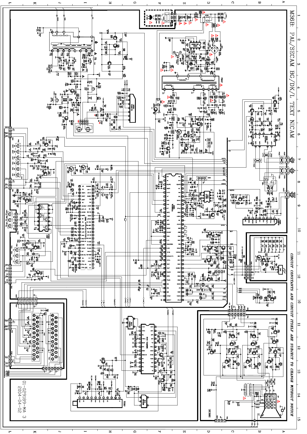 Tcl 2170 2180 2188 2190 Sch Service Manual Download  Schematics  Eeprom  Repair Info For