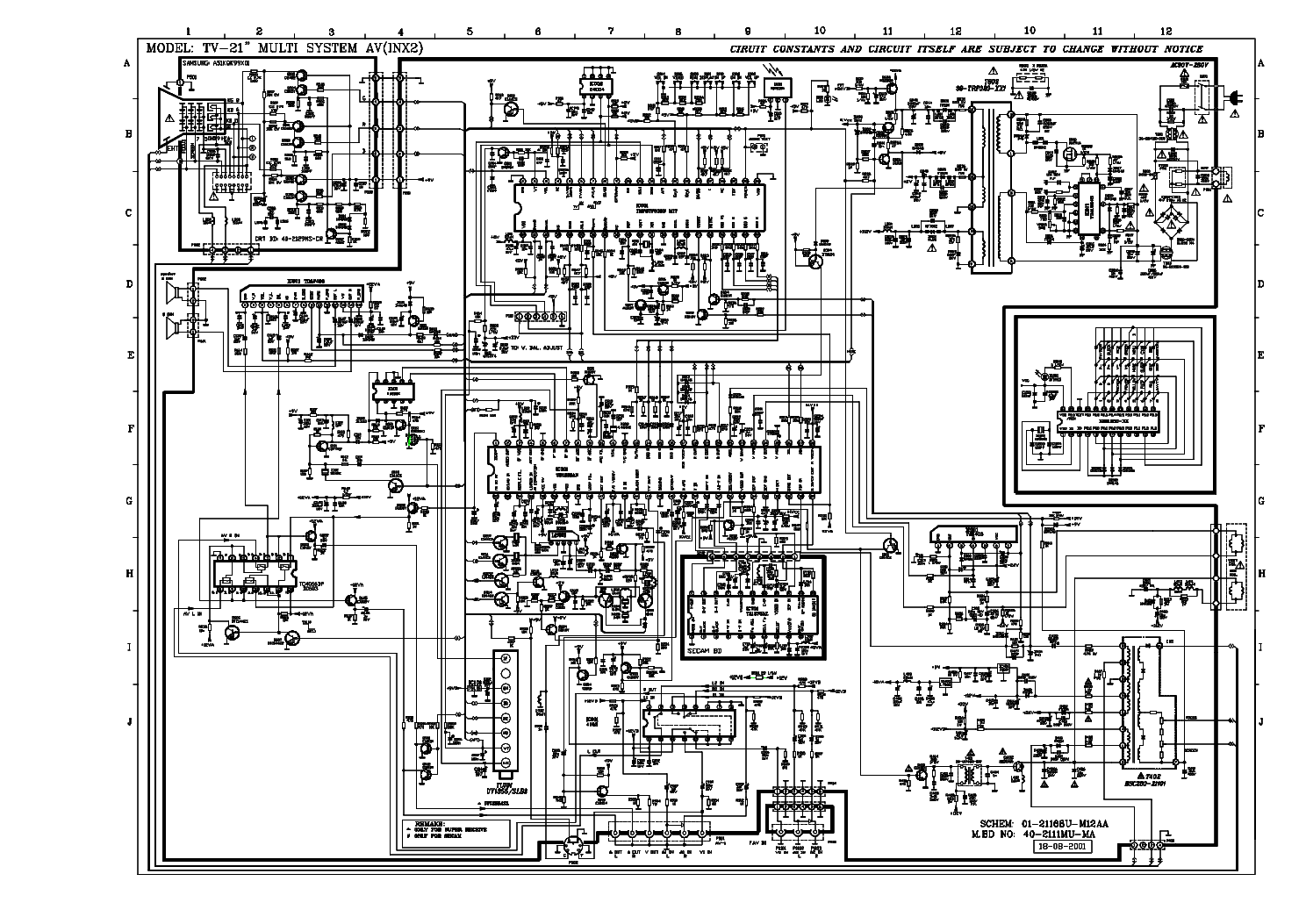 China Tv Circuit Diagram Free Download Electronic Design Wiring