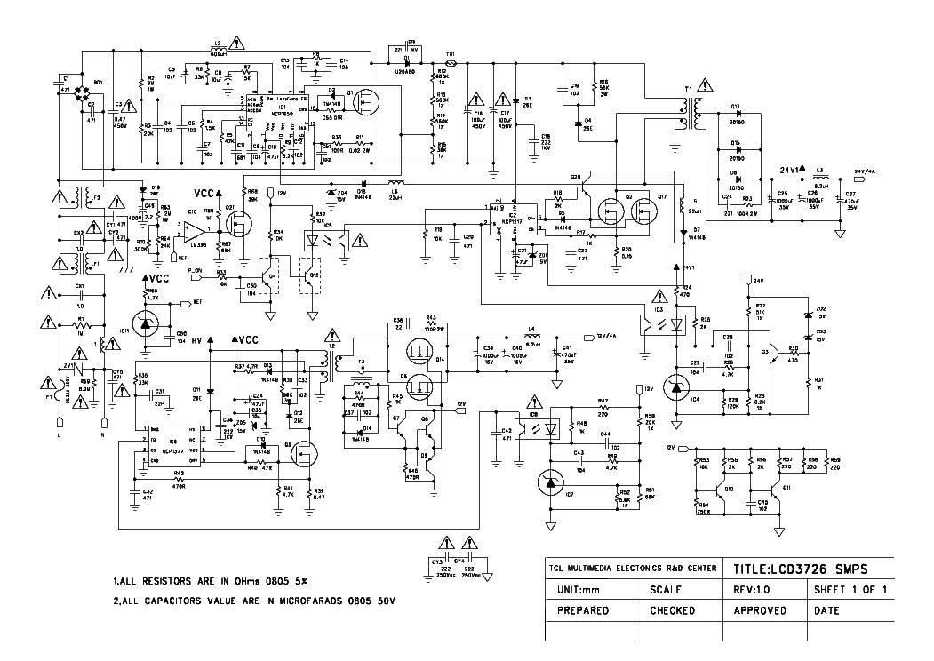 lambda power supply service manual
