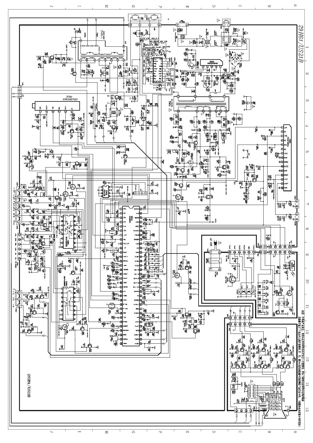 china tv circuit diagram la76931 circuit and schematics. Black Bedroom Furniture Sets. Home Design Ideas