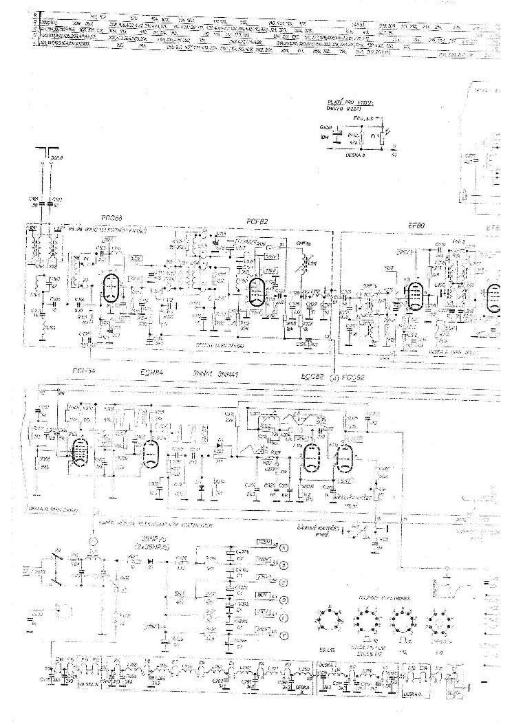 Tesla 4113u Standard 4114u Pallas 4115u Lunetatv Sch Service Manual