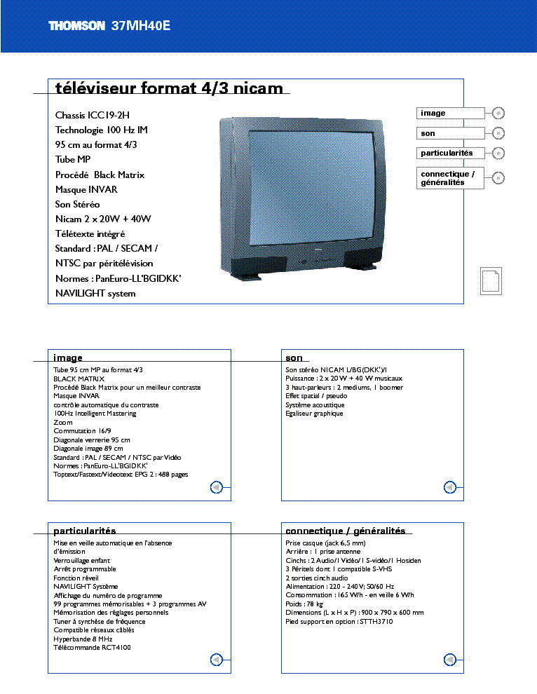 Thomson digital tv recorder manual.