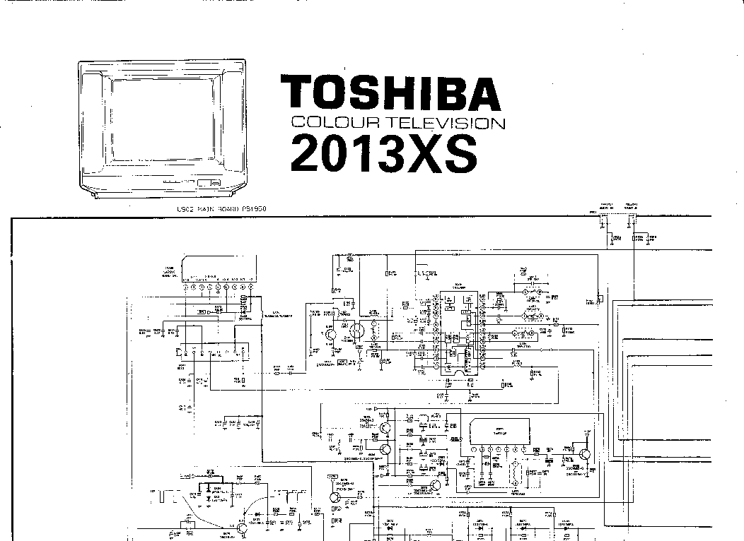 toshiba 2013xs service manual download  schematics  eeprom  repair info for electronics experts