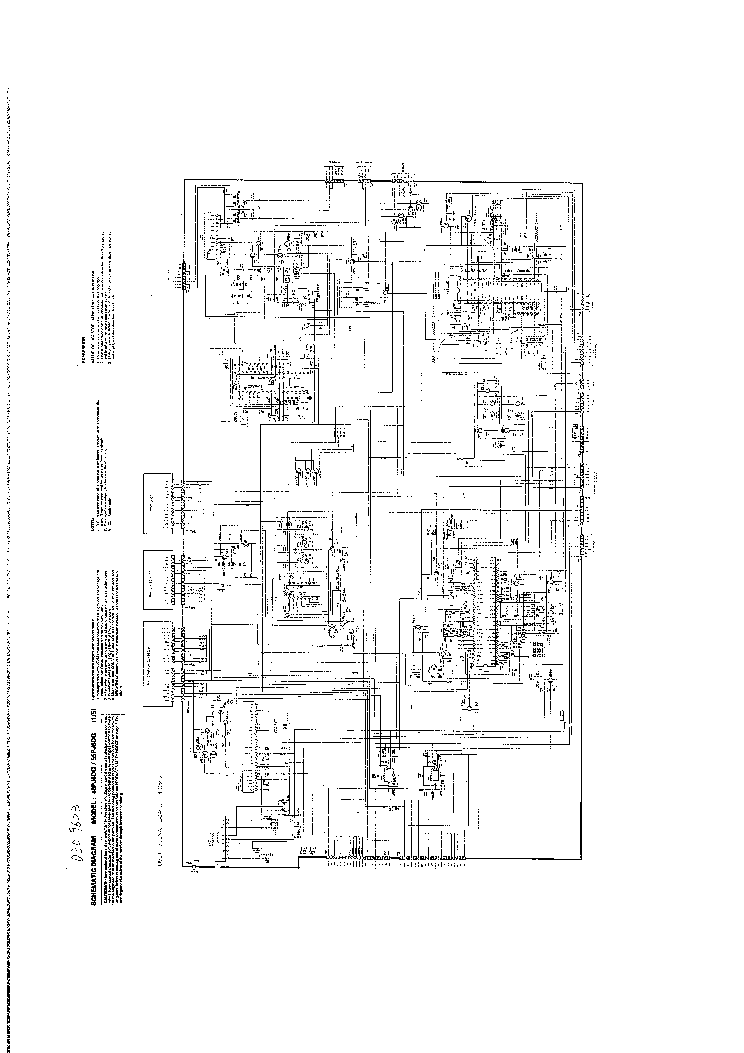 Toshiba 48pj6dg Tv D Service Manual Download  Schematics