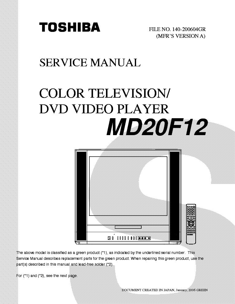 toshiba 42hl196 service manual pdf download rh ground control space Toshiba 42HL196 Problems Service Model Toshiba 42HL196 Troubleshooting