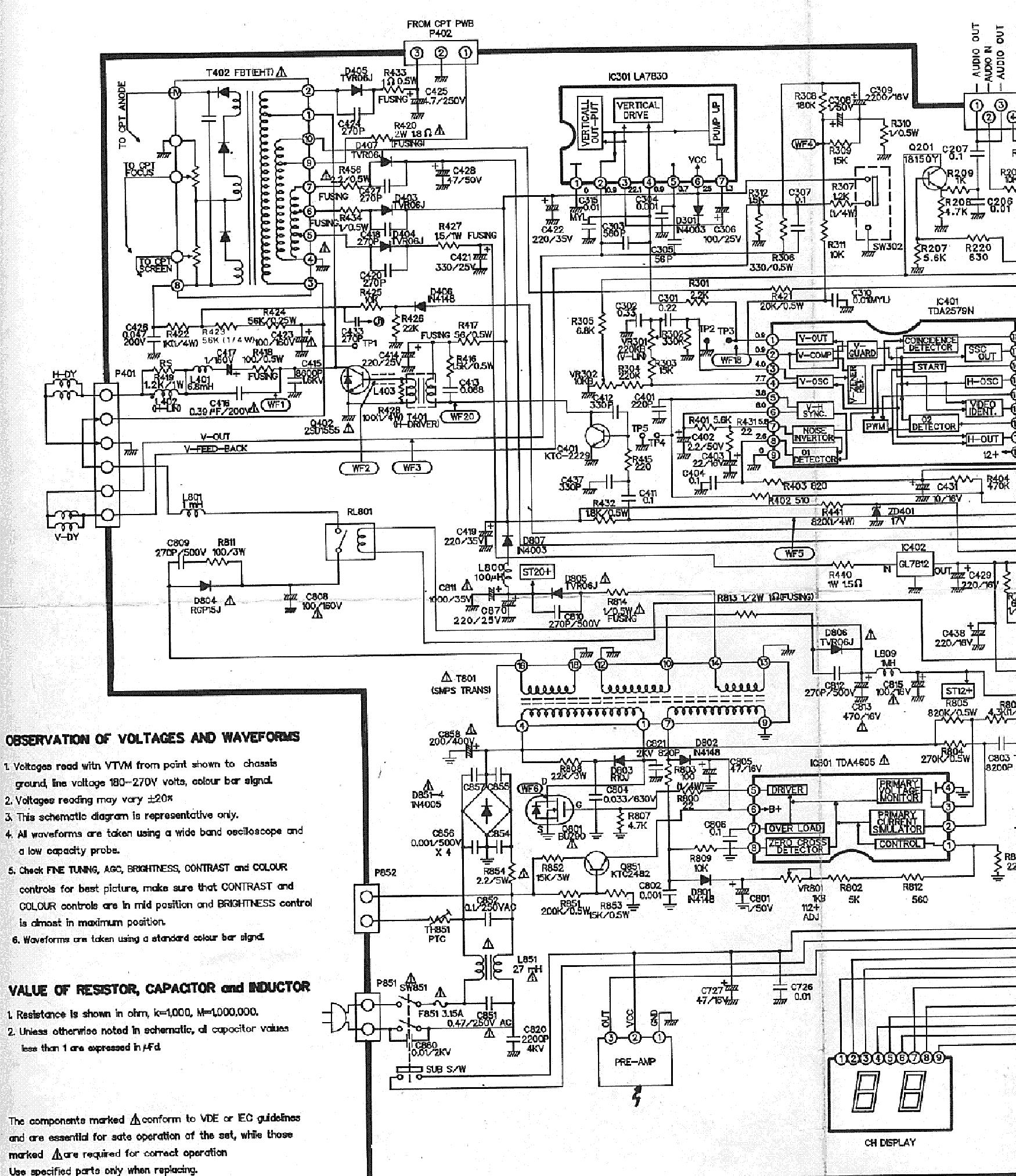 universum chassis 11ak03 sch service manual download  schematics  eeprom  repair info for