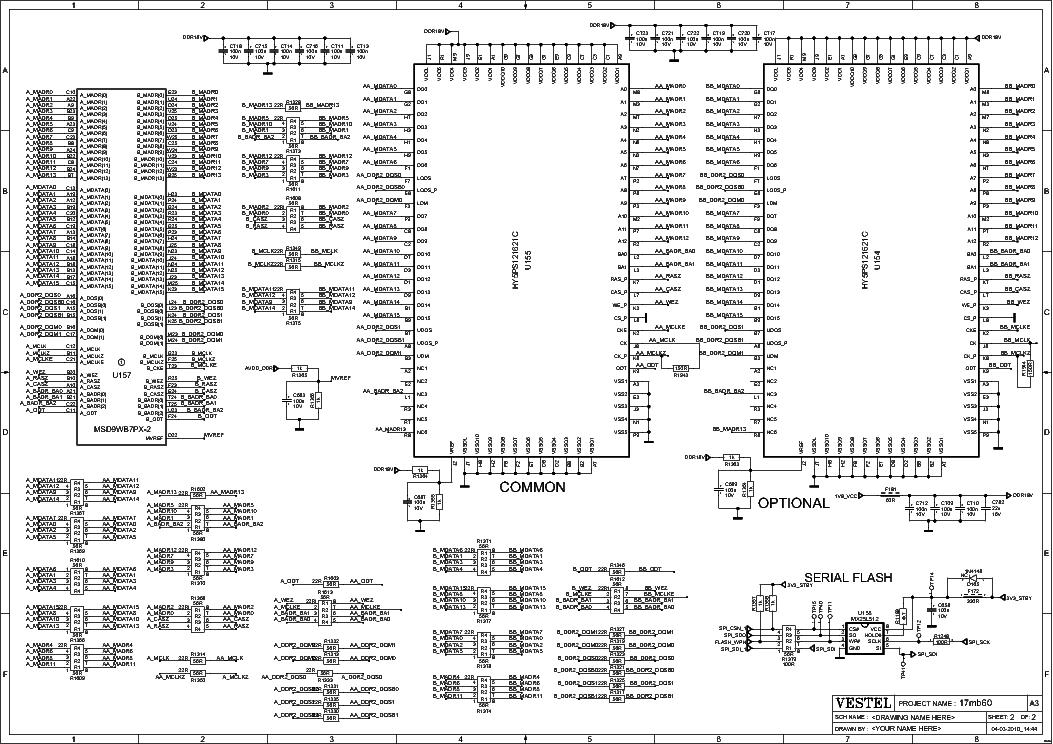 VESTEL RD 40T Service Manual - LazyPoets com
