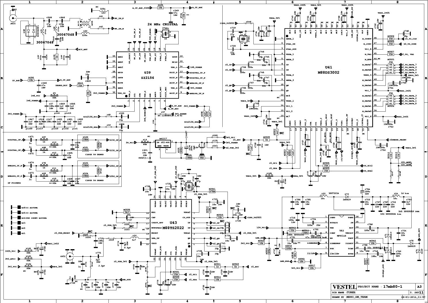 17mb61-2 service