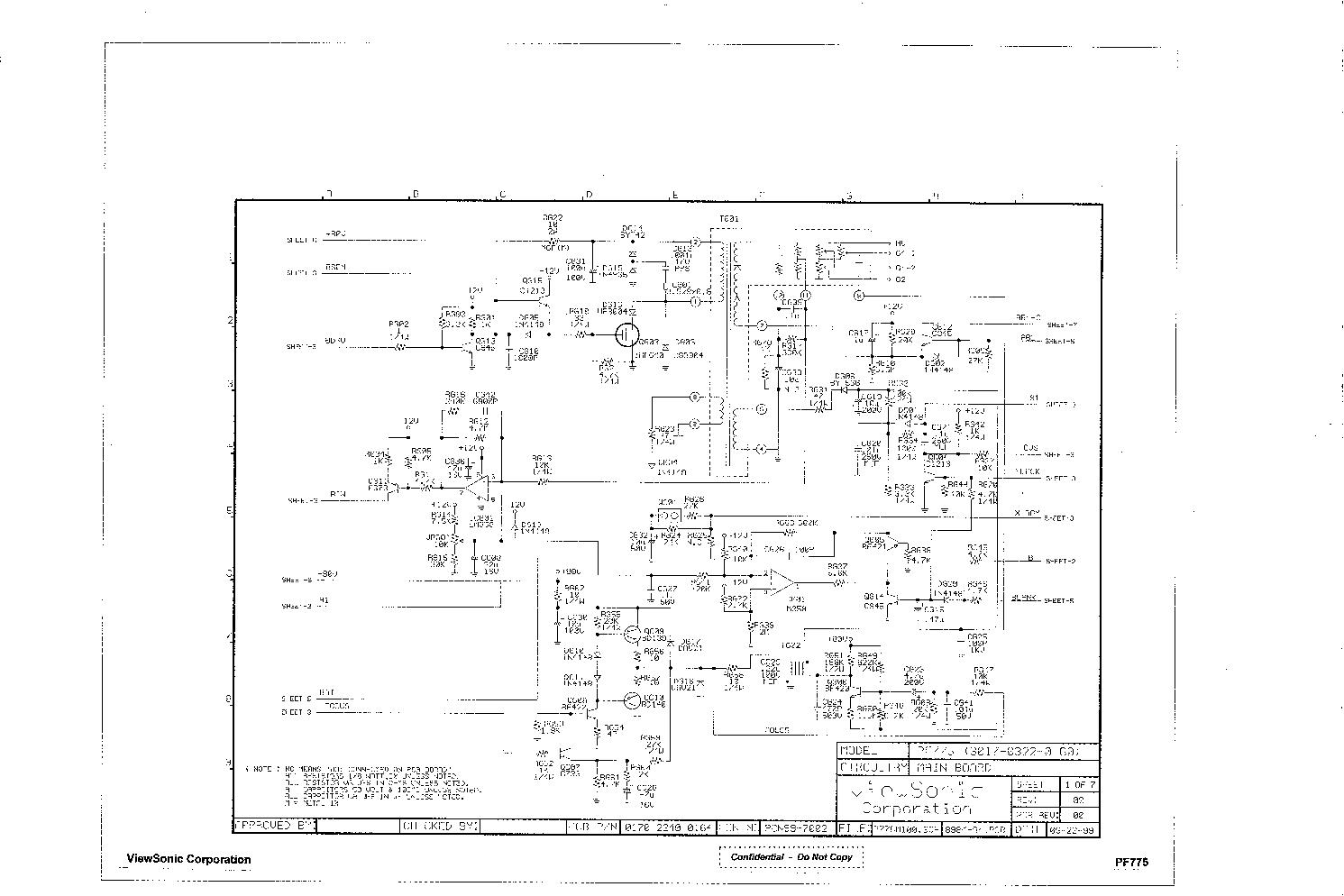 VIEWSONIC P775 SCH