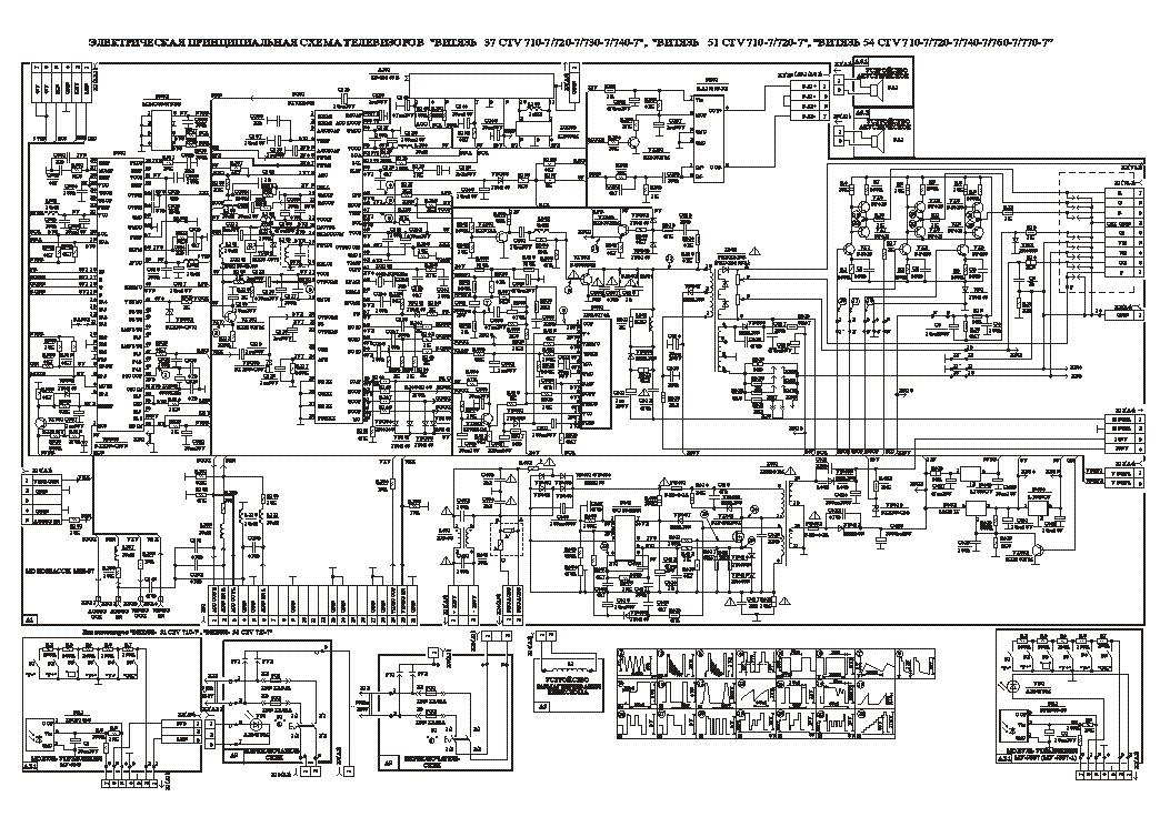 Схема витязь ctv 720-7
