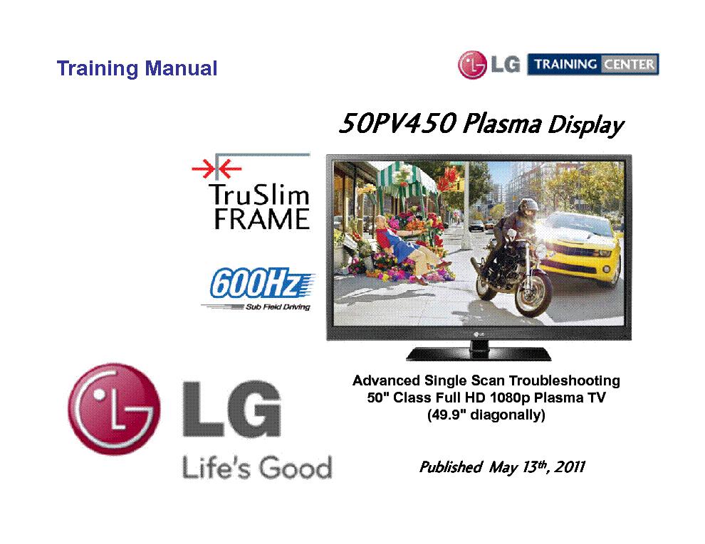 lg 50pv450 training manual service manual download schematics rh elektrotanya com lg 50 plasma tv user manual lg plasma 50 pulgadas 50pt250b manual