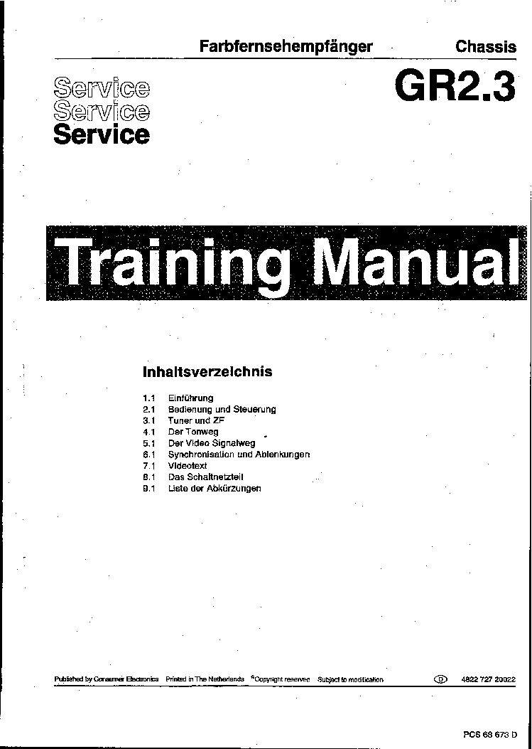 philips gr2 3 training manual in german 72720022 service manual download  schematics  eeprom
